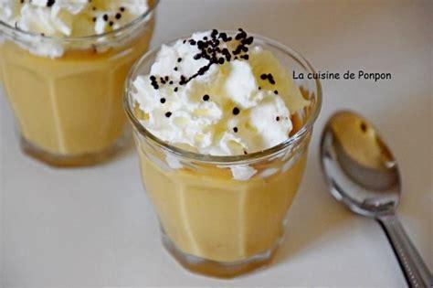 recette creme au caramel de cyril lignac