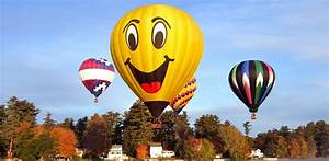 Hot Air Balloon Rides & Tours in Boston, MA, NH, ME & New ...