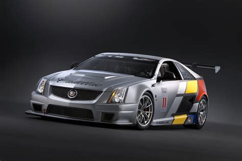 cadillac cts  coupe scca race car photo gallery