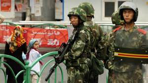 china launches spin campaign  internment  uighur
