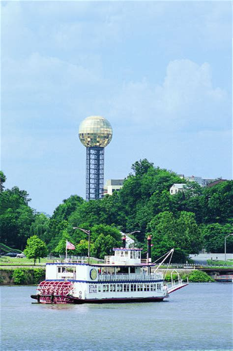 Dinner On A Boat In Tennessee by Sight Seeing Cruise Knoxville Tennessee River Boat