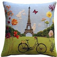 Spring Decorative Throw Pillow