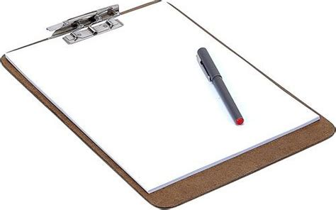 clipboard and pen clipart flickr photo