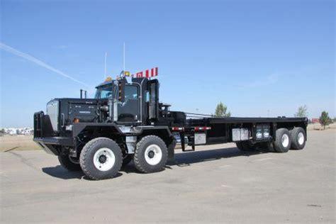 kenworth bed truck 2015 kenworth c500 ext cab 410 quot tan tan kessler bed