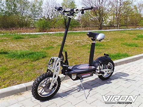Elektro Scooter 1000 Watt E Scooter Roller 36v 1000w Elektroroller Viron V 7 W 252 Nsche