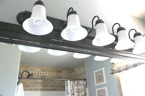 Farmhouse Bathroom Light Fixtures by 36 Inexpensive Farmhouse Bathroom Light Fixtures Ideas