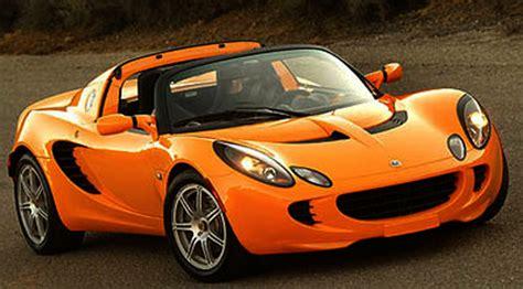 popular cars lotus elise