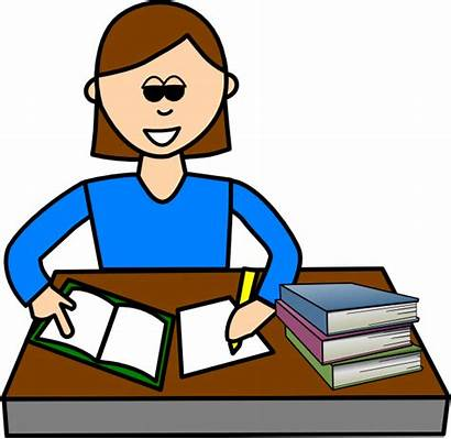 Clipart Studying Study Student Science Clipartpanda Clip