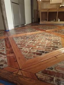 1900 Farmhouse: Kitchen Floor Finish