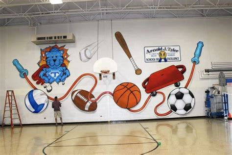 Grafiti Untuk Kelas : 10 Ide Mural Untuk Sekolah Dan Mural Untuk Ruang Kelas Ini