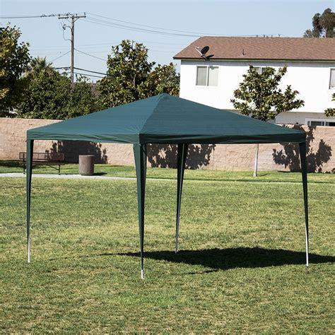 Gazebo Canopy 10 X10 Outdoor Canopy Wedding Tent Garden Gazebo