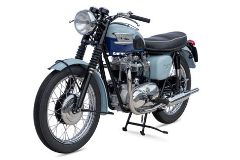 Triumph Bonneville T120 Modification by 1960 Triumph T120 Bonneville Coys Of Kensington