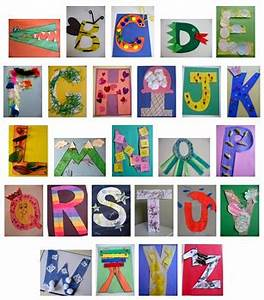 things to make and do crafts and activities for kids With arts and crafts letters