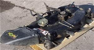 Stx38 Black Deck Belt