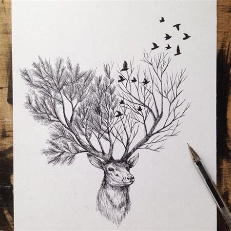 Cool Creative Drawing Ideas For Teenagers