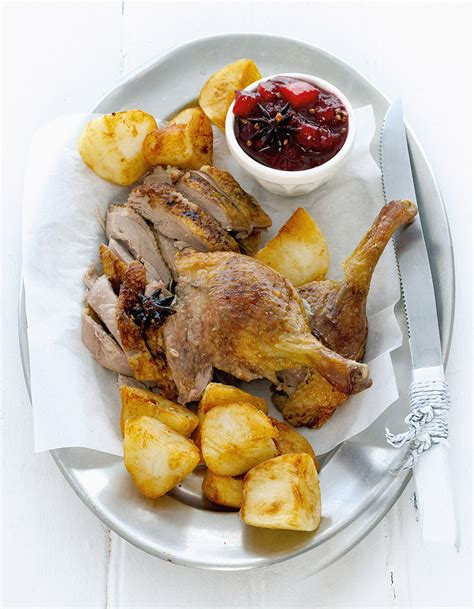 cuisine de noel canard de noël recettes de canard en confit magret