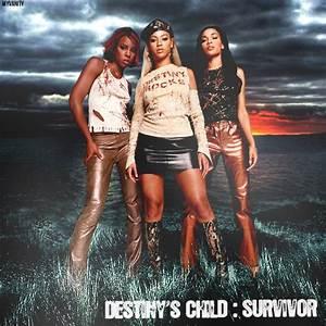 Destiny's Child - Survivor by VanityCovers on DeviantArt