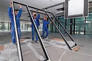 Trockenbau Tür Einbauen : brandschutzt ren richtig montieren bauhandwerk ~ Frokenaadalensverden.com Haus und Dekorationen