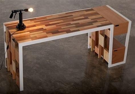 wood desk design recycled wooden furniture office desk sideboard bookcase designs