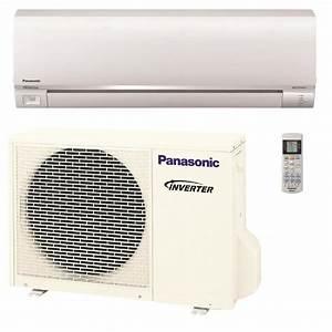Panasonic 9 000 Btu 3  4 Ton Exterios Ductless Mini Split