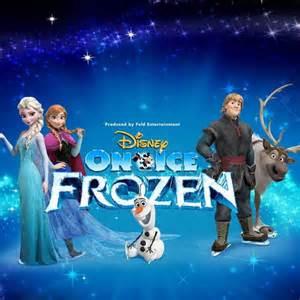 Frozen Disney On Ice Presents