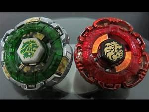 Beyblade Battle - Fang Leone 130W²D VS. Fang Leone W105R2F ...
