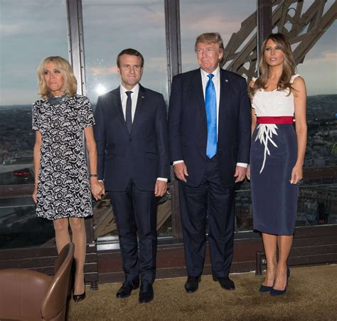 What Melania Trump wore her 95th week as first lady — including on a trip to France