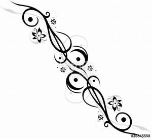 Tribal Tattoo Frau : tattoo tribal mit blumen bl ten feminin floral flora fichier vectoriel libre de droits ~ Frokenaadalensverden.com Haus und Dekorationen