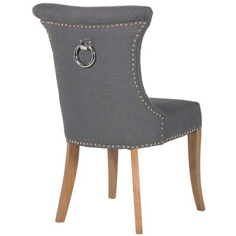 grey ring dining chair hydes furniture interiors