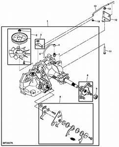 30 John Deere Z225 Parts Diagram