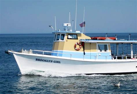 The Brooklyn Fishing Boat by Brooklyn Girl Fishing Charter 187 About Us
