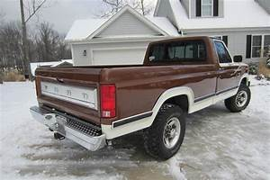 1980 Ford F-350 4x4 5 Speed   Ac  Ps  Pb F350