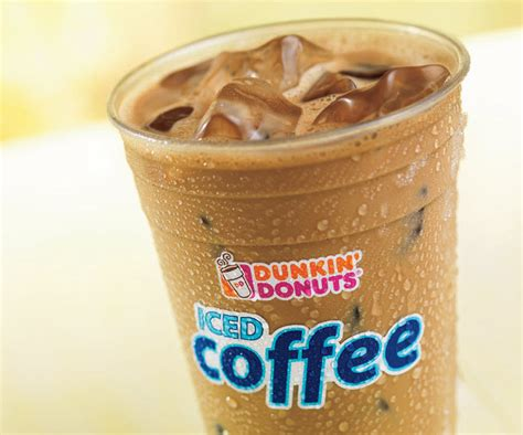 Dunkin' Donuts Offers Summertime Value With Iced Coffee Coffee Machines With Frother Bean Use Wilshire Makers Dollar General Unlv Upton Name That Make Hot Chocolate