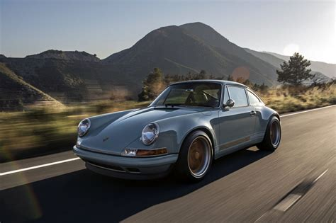 Porsche 911 Restored by Iconic Porsche 911 Restored And Improved To Perfection