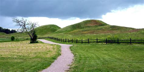 Photo 230: Royal mounds - Gamla Uppsala, Sweden