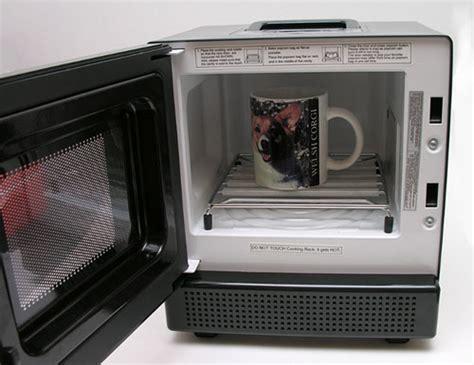 iwave cube portable microwave  gadgeteer