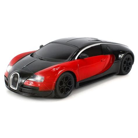 die cast bugatti veyron sport electric rc car groupon shop velocity toys diecast bugatti veyron sport electric rc car metal 1 24 rtr