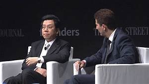 Kai-Fu Lee on Why Chinese Tech Companies Aren't Being More ...