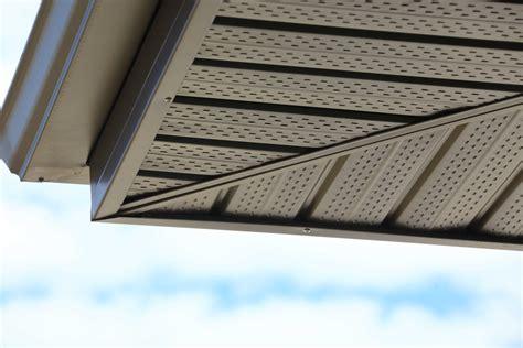 industrial ceiling aluminum soffit kaycan