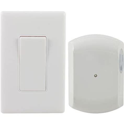 ge wall switch light remote with 1 outlet receiver 18279 from solid signal