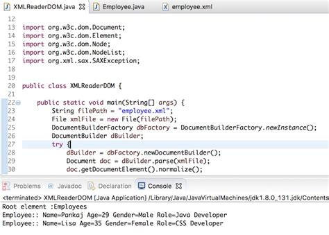 how to write xml file in java 28 images sle java code