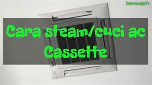 Service Perawatan Ac Cassette Panasonic