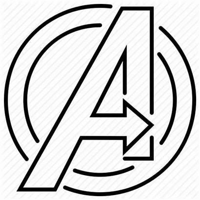 Avengers Superhero Icon Marvel Superheroes Transparent Logos