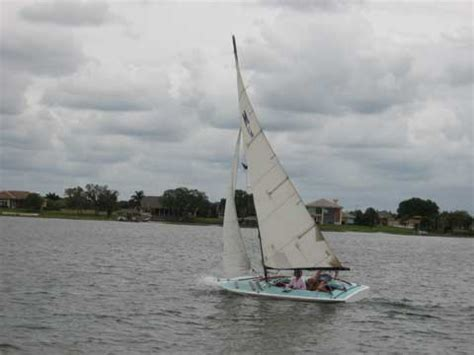 Scow Sailboat by Melges M16 Scow 1978 Sailboat For Sale From Sailing
