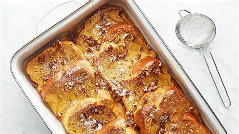 Overnight French Toast Recipe From Tablespoon
