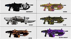Imagen Gow3 Armasjpg GearsPedia FANDOM Powered By Wikia