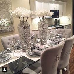 dining room table decor ideas 25 best ideas about glass dining table on glass dining room table dinning room