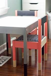 Table Chaise Ikea : chambre pour enfant inspirations design par ikea ~ Teatrodelosmanantiales.com Idées de Décoration