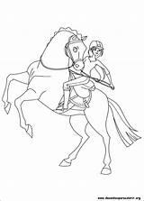 Ranch Coloring Lenas Desenhos Le Ausmalbilder Desenho Horses Malvorlagen Drawings 儲存自 sketch template
