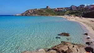 Stranden op Sar... Mooiste Stranden Italie